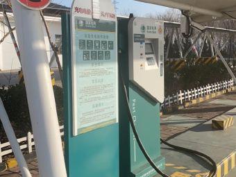 德州东服务区国家电网电动汽车充电桩