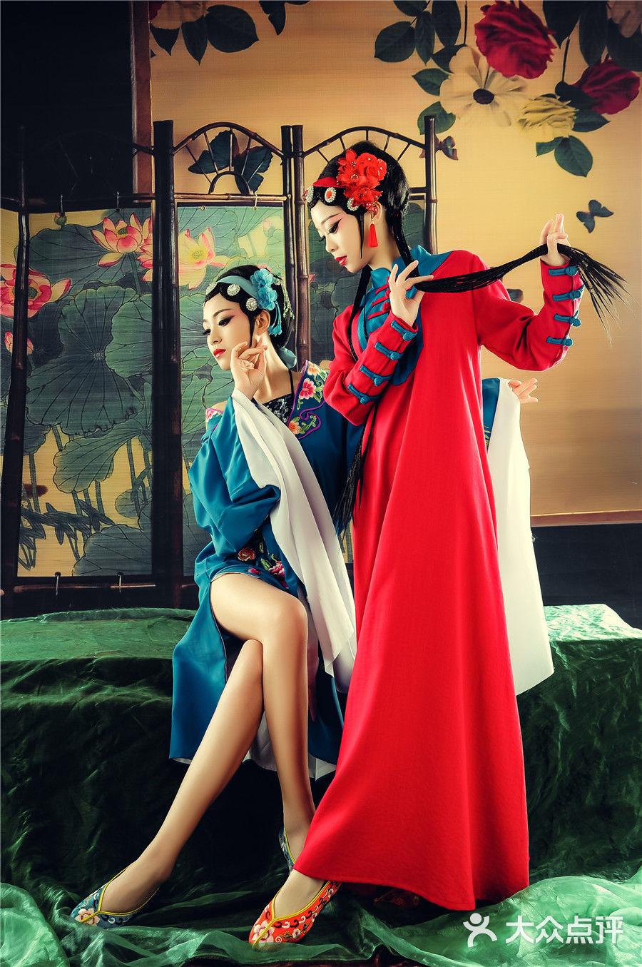 红角儿中式艺术写真会所(网红打卡店)