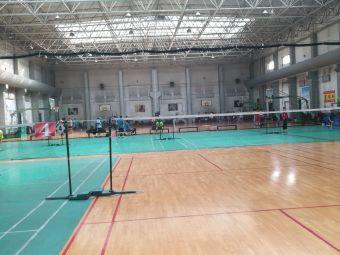 商大羽毛球馆