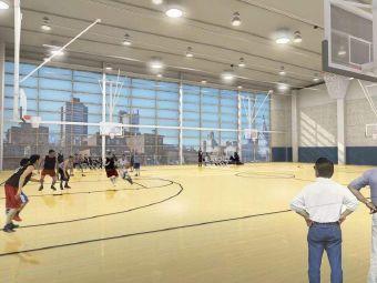星城篮球运动中心
