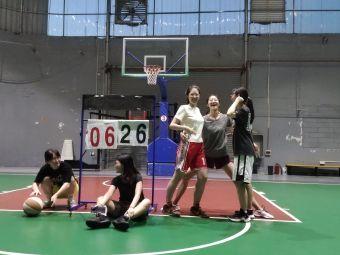 顺德美联中心篮球训练馆
