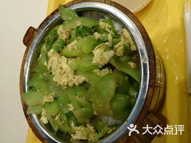 筷乐天河木桶饭怎么样