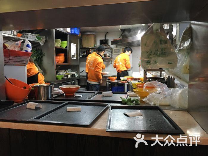 重庆小面厨房图片 - 第3张