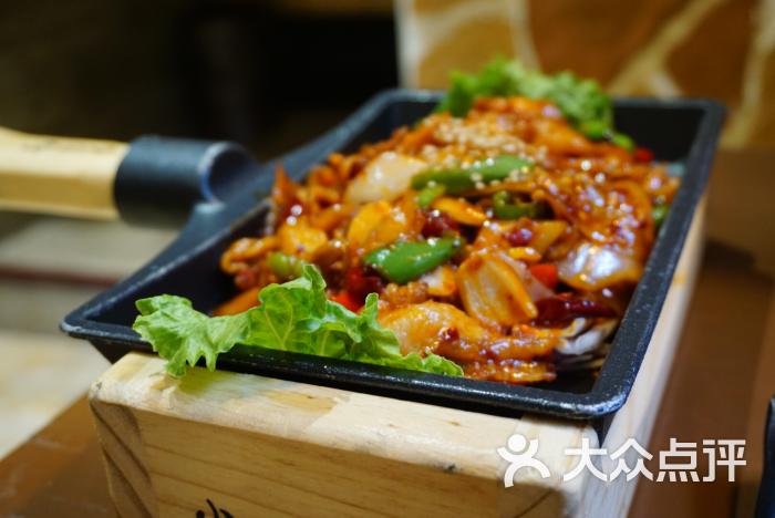 小木屋韩式料理米酒店(雨花亭店)怎么样