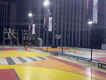 每时篮球馆