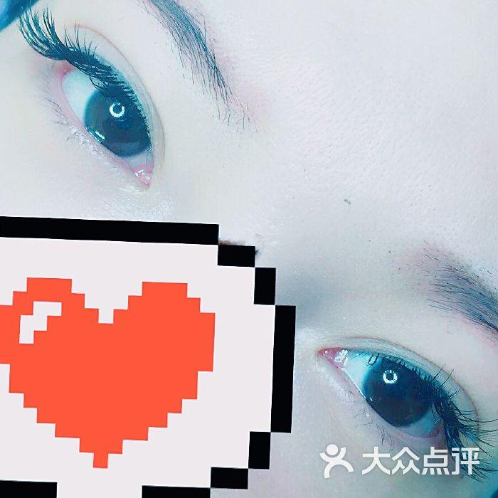 vivi韩式半永久定妆美瞳线