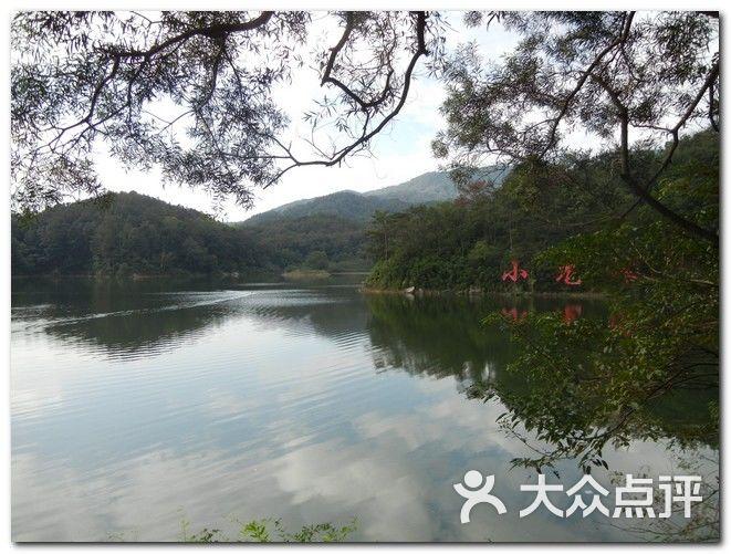 双龙潭生态运动风景区怎么样