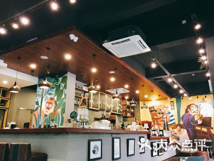 咖法森林kaffa forest-大堂图片-广州美食-大众点评网