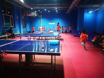 尚霖体育乒乓球训练基地