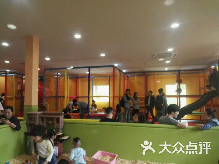 奈尔宝国际儿童中心-图片-上海学习培训-大众点评网