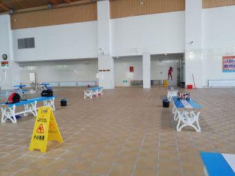全民健身中心游泳馆