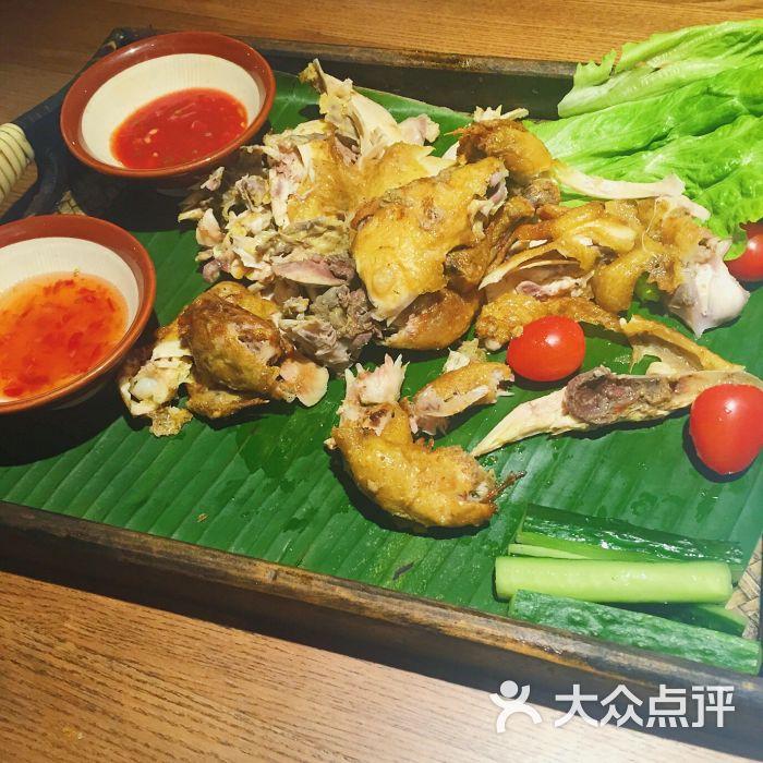 彩泥·云南菜-孔雀餐厅(金桥国际店)的点评