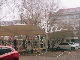 啟元大酒店停車場