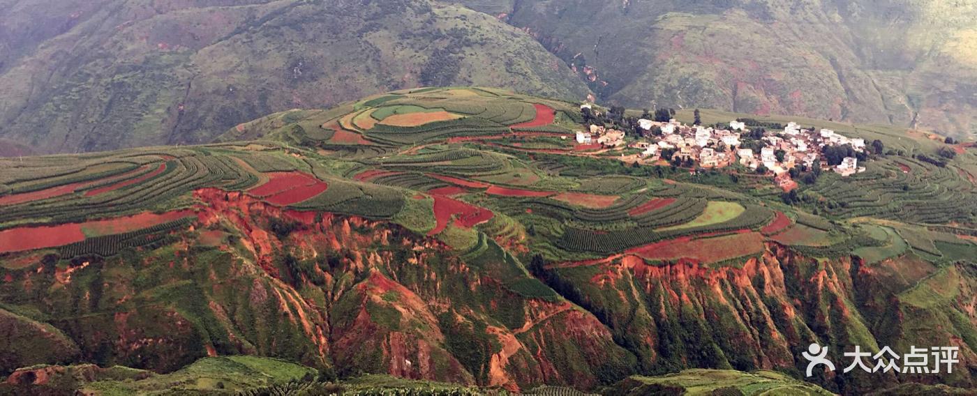 红土地风景区-图片-昆明周边游-大众点评网