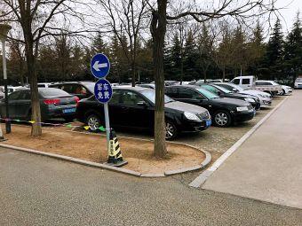 城阳人民医院停车场