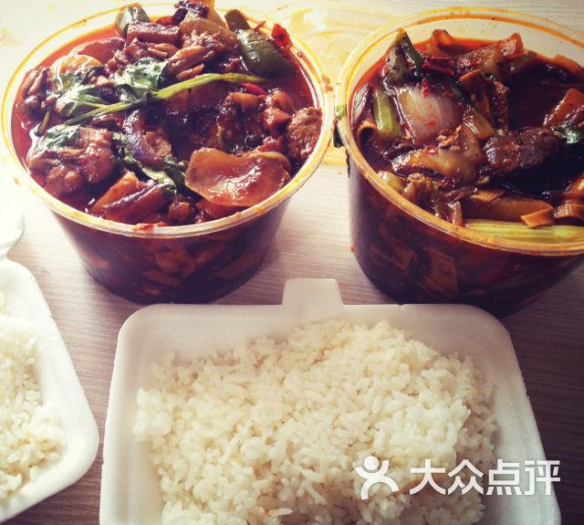 重庆鸡公煲(真光路店)外卖的蛙煲和图片煲牛腩-第123张有哪些长沙美食图片