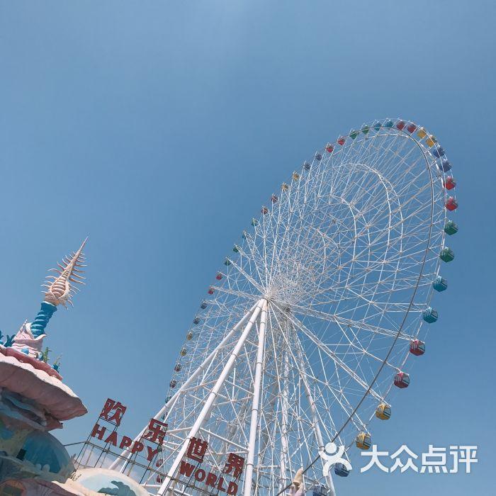 杭州湾海皮岛景区的点评