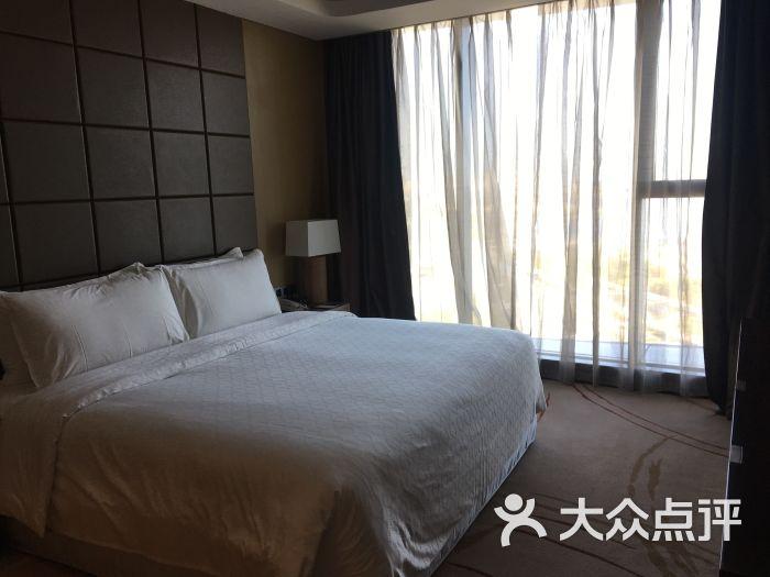 青岛黄岛泰成喜来登酒店的点评