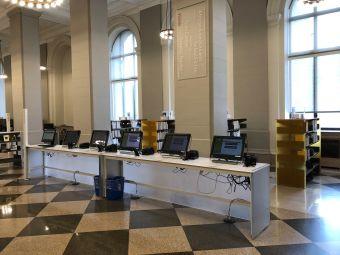 费城免费图书馆