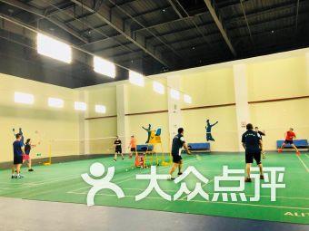 狮山横塘街道羽乒中心