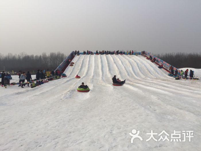七彩蝶园(冰雪嘉年华)-图片-北京景点-大众点评网