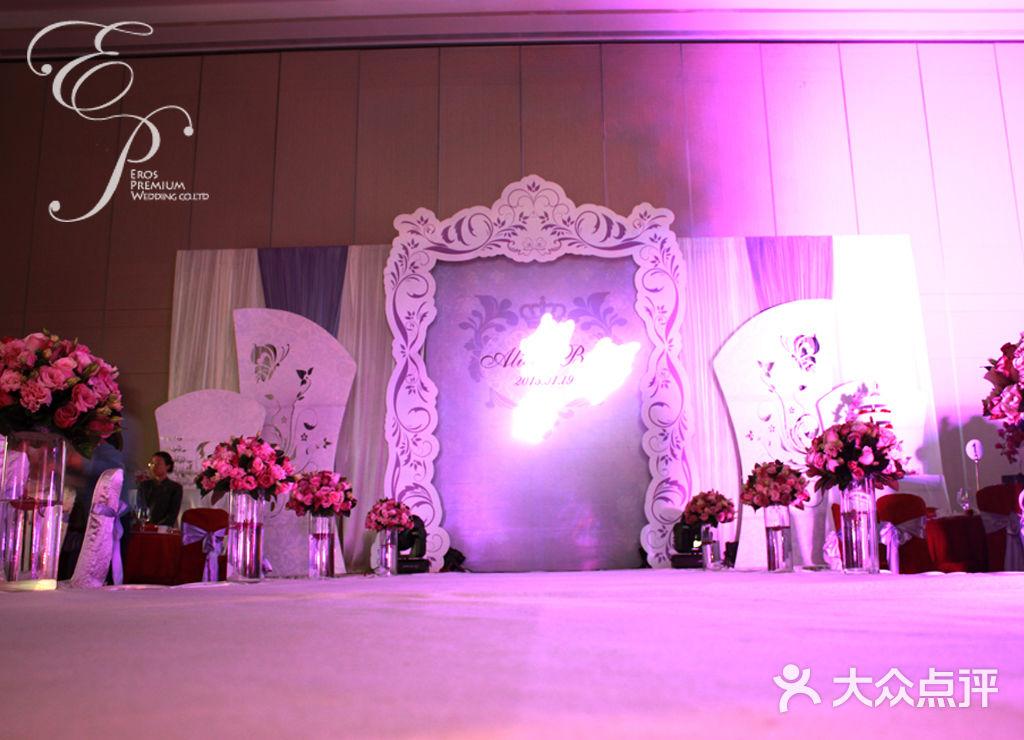 婚礼路引灯图片素材模板白底