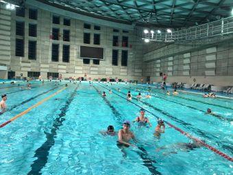梅湖游泳中心