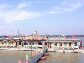 松江湿地旅游码头