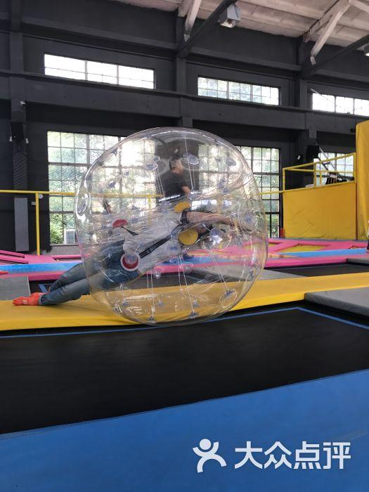 跃客蹦床公园jump land图片 - 第14张图片
