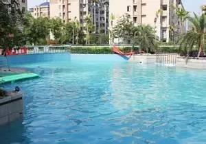 印象华都游泳池