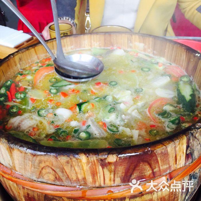雅府正红木桶鱼(犀浦店)-图片-郫县美食-大众点评网