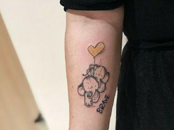 爱尚纹身纹绣机构