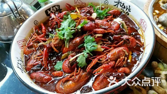 南阳城海鲜烧烤麻辣小龙虾图片 - 第8张