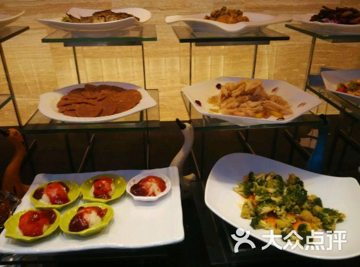 蓝鲨美食自助美食汇-美食-邯郸海鲜-大众点评网街区角图片图片