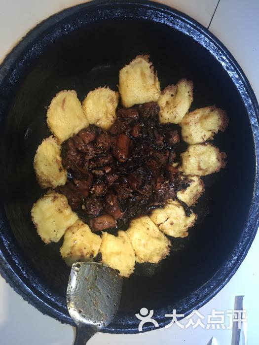美食笨鸡-图片-佳木斯铁锅-大众点评网有春节的哪些美食特色图片