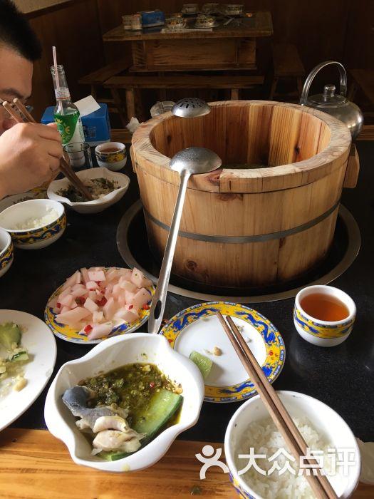 雅安张记木桶鱼-图片-南川区美食-大众点评网