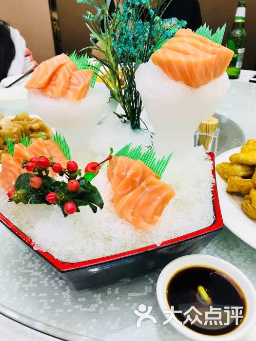 金玉新洪记海鲜饺子豪华海鲜拼盘图片 - 第2张图片