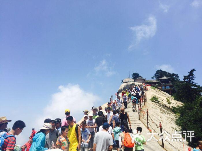 华山风景名胜区-图片-华山周边游-大众点评网