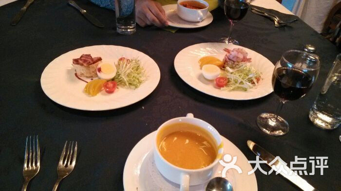 法国厦门上海图片-餐厅-巴黎美食-大众点评网上海将军澳美食岛图片