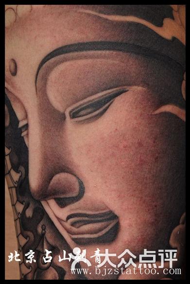 占山刺青北京占山刺青 手背纹身 狮子纹身图片-北京