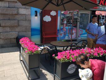 青岛奥林匹克帆船中心-电瓶车站灯塔站点