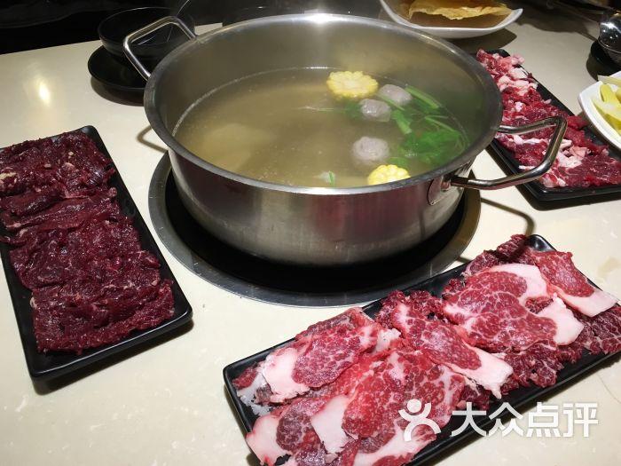今年牛事-鹤庆路店(潮汕美食图片牛肉)-原味-上火锅乐肉夹馍图片