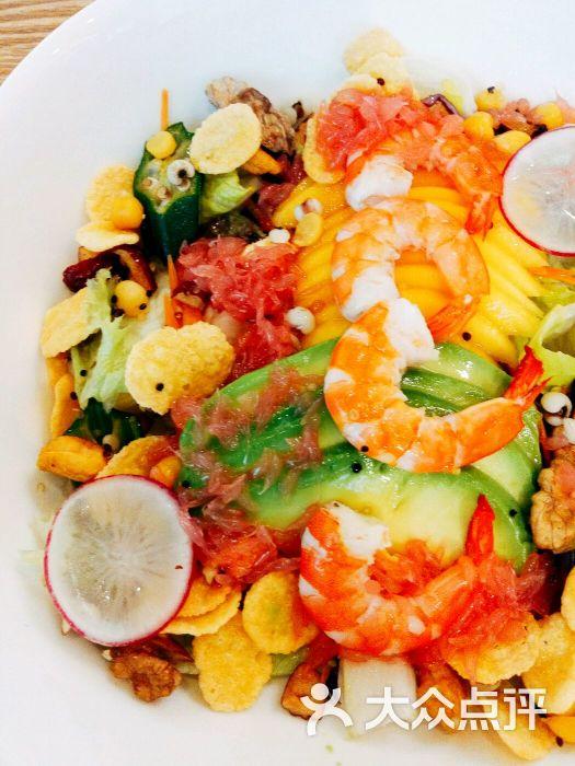 坚果图片SaladAngel(金茂览秀城店)-美食-长沙天使沙拉图片