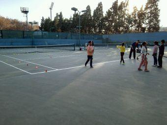 五华网球场