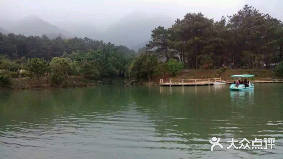 牛鱼嘴原始生态风景区图片 - 第4张