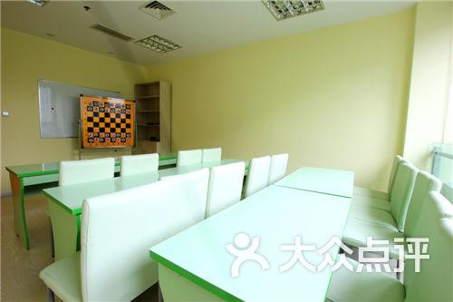 象棋幼儿园墙面布置