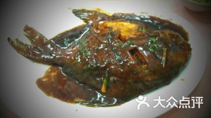 红烧排骨电饭煲煮萝卜鲳鱼汤图片