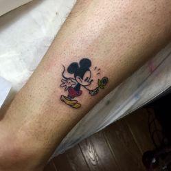 tattoo御刺青纹身店(淮海中路旗舰店)