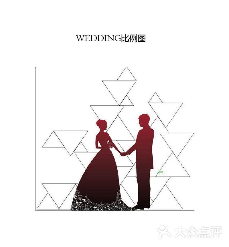 图形风主题婚礼-en私人婚礼定制-北京结婚-大众点评