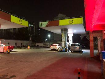 中国石化壳牌永安加油站